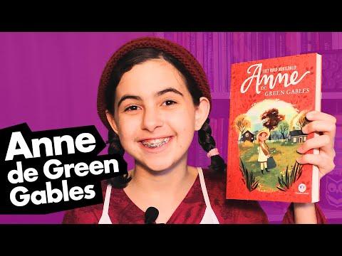 Anne de Green Gables - Dica de Leitura (Anne with an e - Netflix)