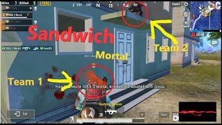 Sandwich Situation | SOUL 々 Mortal | SOUŁ々Aman | PUBG MOBILE