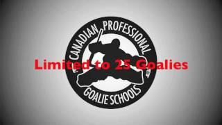CPGS Goalie Stats Tracker YouTube video