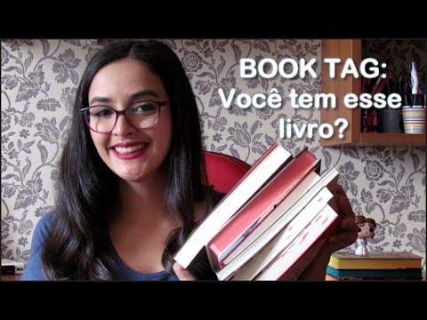 Você tem esse livro? l Book Tag