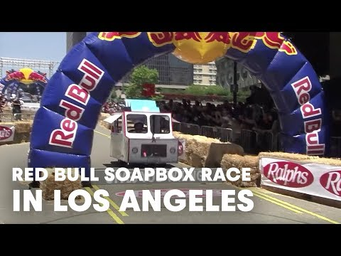 Video: Red Bull SoapBox Race Los Angeles 2011