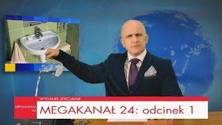 Skecz, kabaret = Kabaret I tyle - Megakanał 24 odc. 1 - Kurnik polskości (Parodia Wiadomości TVP i TVP Info?)