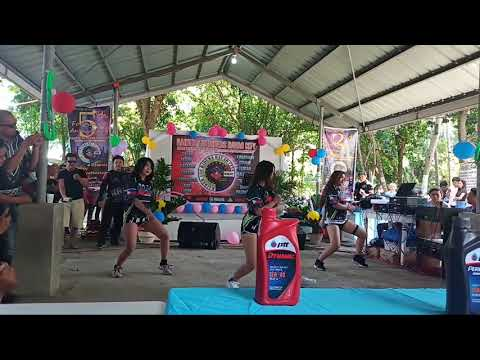 RAIDER 150 RIDER DAVAO CITY - SEXY HOTIEST DANCE!!!