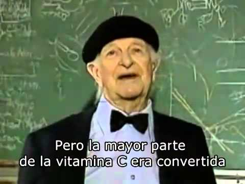 Video > Dr. Linus Pauling: vitamina C en orina