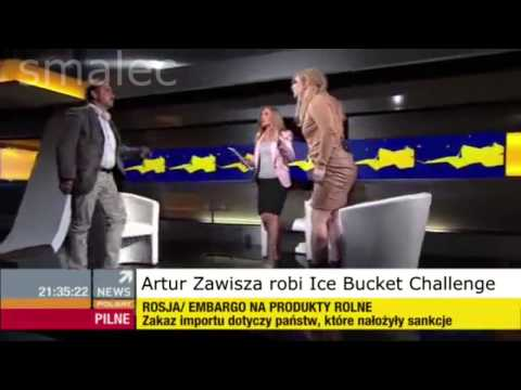 Artur Zawisza kontra Rafalala (Polsat News)