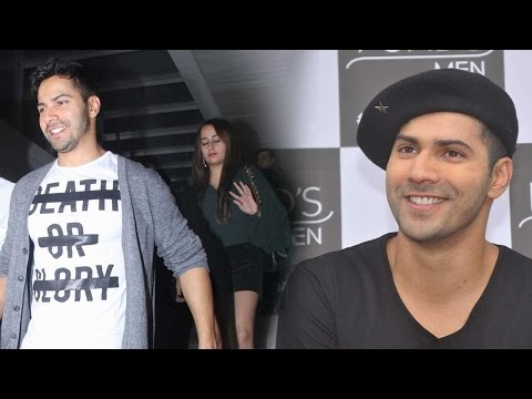 Here's What Varun Dhawan Has To Say About His Al