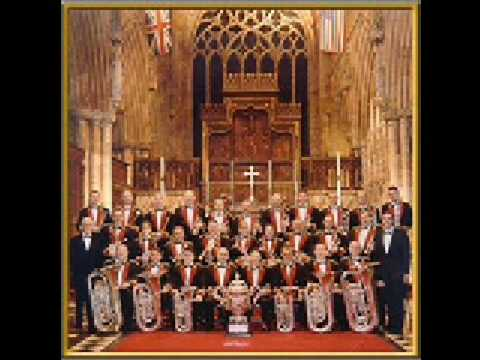 Black Dyke Mills Band 'Earl of Oxford's March'