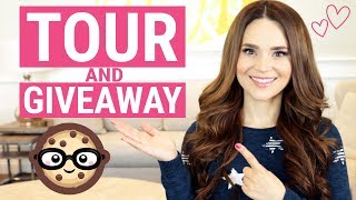 I am excited to announce that my baking line is officially out! I'm also going on tour and doing a giveaway. MY BAKING LINE: ...