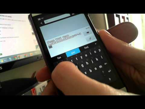 how to turn off autocorrect on xperia c