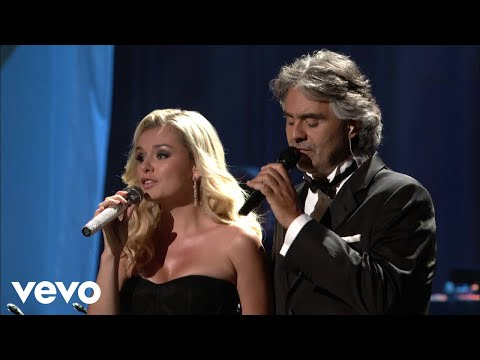 Andrea Bocelli & Katherine Jenkins - I Believe