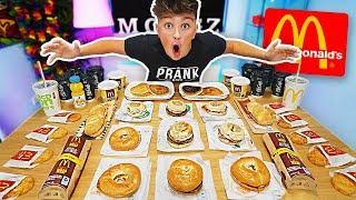 Video ENTIRE MCDONALDS BREAKFAST MENU CHALLENGE!! *250,000 CALORIES* (Breaking McDonalds World Records) MP3, 3GP, MP4, WEBM, AVI, FLV Januari 2018