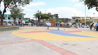 Praça de Paripe é entregue após reforma