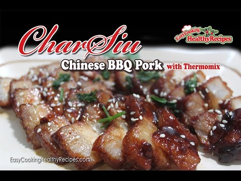 Char Siu/Chinese BBQ Pork with Thermomix recipe