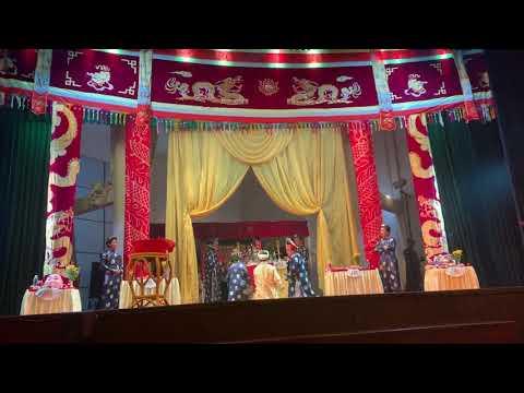 Toàn văn Nghi thức Lễ Giổ Tổ Nghề Sân khấu tại nhà hát Tuồng Nguyễn Hiển Dĩnh Đà Nẵng