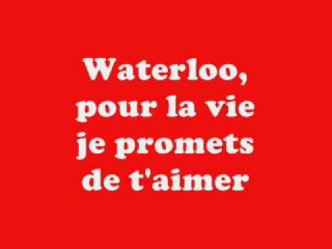 Waterloo (French version)