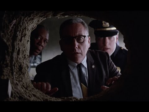 "The Shawshank Redemption (1994) - ""And That Right Soon"" / Escape Part 1 scene [1080p]"