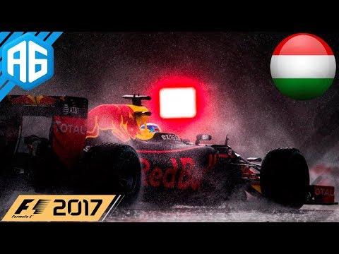 F1 2017 #71 GP DA HUNGRIA - QUE CORRIDA FANTÁSTICA...INACREDITÁVEL! (Português-BR)
