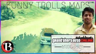 Grand Theft Auto V Online  Funny Trolls Maps Live #81 !!GiveAway $eason!! Origin: daraptoor Steam ID: goo.gl/JidJM3 Soical Club ID: goo.gl/RcgPF8 Paytm Don...