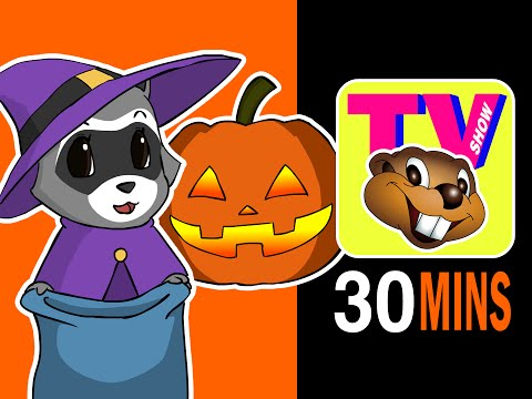 cartoons - It's the Busy Beavers TV Show