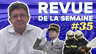 Video #RDLS35 : GÉNÉRAL DE VILLIERS, INCENDIES, ASSISTANTS PARLEMENTAIRES, MÉDIAS MP3, 3GP, MP4, WEBM, AVI, FLV Agustus 2017