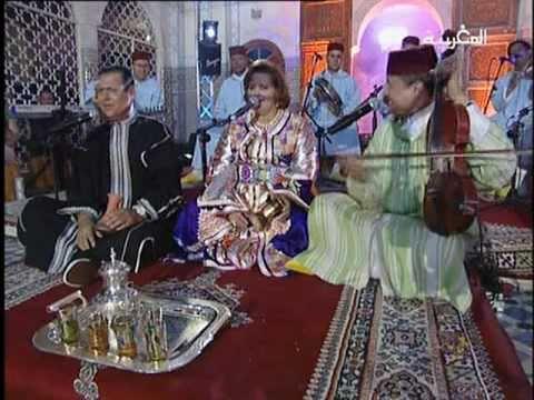Chaabi Aita  Ayli Yaali  Khalid Al Bouazawi, Khadija Al Bidawiya,  Abdella Albidawi (видео)