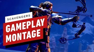 Scavengers: Alpha Gameplay Montage by IGN