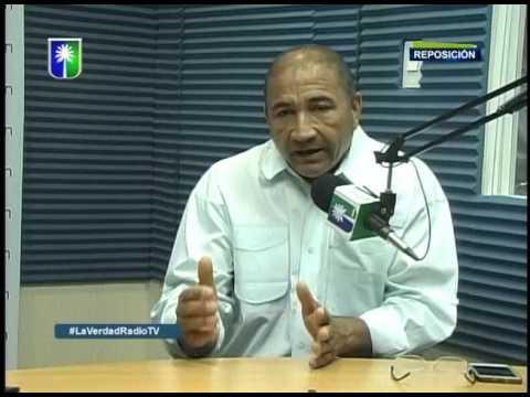 Entrevista a en Manuel Villalba La Verdad en Radio TV