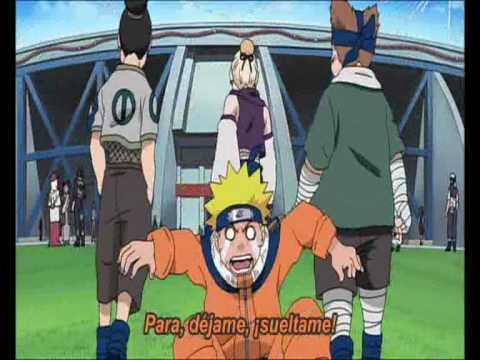 Naruto - Ataque de caca
