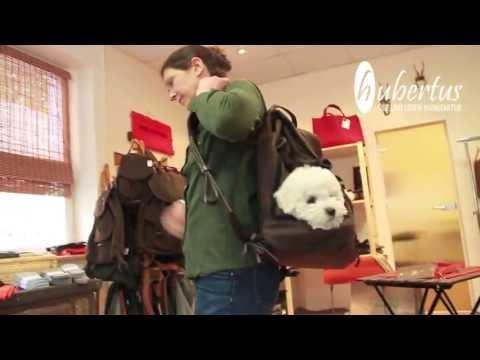 Hubertus GmbH - Hundetasche und Hunderucksack
