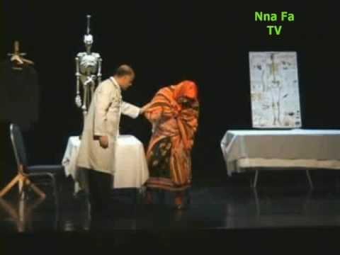 La visite de Nna Fa chez son médecin