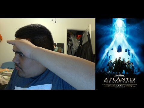 Atlantis: The Lost Empire (2001) Movie Review