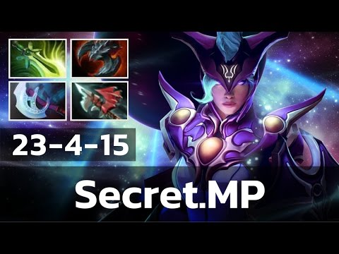 Secret MP • Luna • 23-4-15 — Pro MMR
