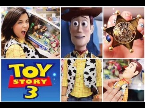 DIY Woody - Toy Story Makeup, Hair & Costume! 2013 | MakeupbyAmarie