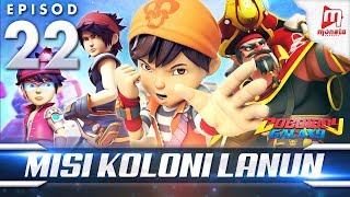 Video BoBoiBoy Galaxy EP22 | Misi Koloni Lanun - (ENG Subtitle) MP3, 3GP, MP4, WEBM, AVI, FLV September 2018
