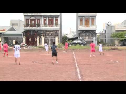 Giải bóng đá phường Hải Yên