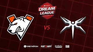 Virtus.pro vs  Mineski, DreamLeague Season 11 Major, bo3, game 2 [Lex & GodHunt]