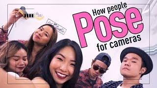 Video How People Pose For Cameras MP3, 3GP, MP4, WEBM, AVI, FLV Juli 2018