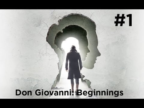Watch: Kasper Holten's Don Giovanni video diary (Episodes 1-8)
