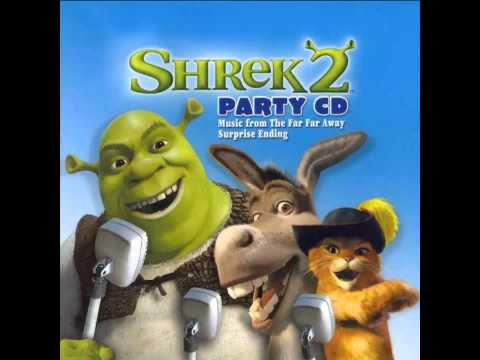Shrek 2 Party CD - Disco Inferno