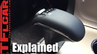 Jeep's Recalled Gearshift Issue Demonstrated, Examined & Explained by The Fast Lane Car