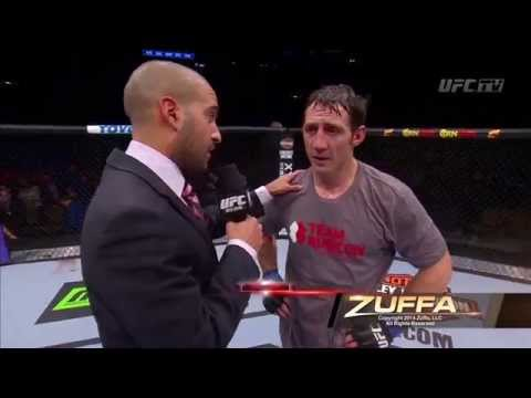 TUF Nations Finale: Main Event Octagon Interview