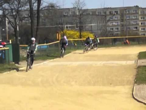 Sparing: Lwy - Victoria Poczesna (30.03.2014) - 3 bieg (видео)
