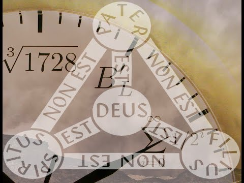 The Mathetical Contradiction of the Trinity