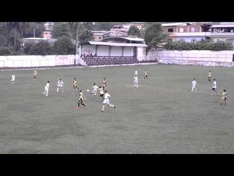 Futebol Jeronimo Monteiro x Itaoca de Itapemirim sub treze misturado com sub onze