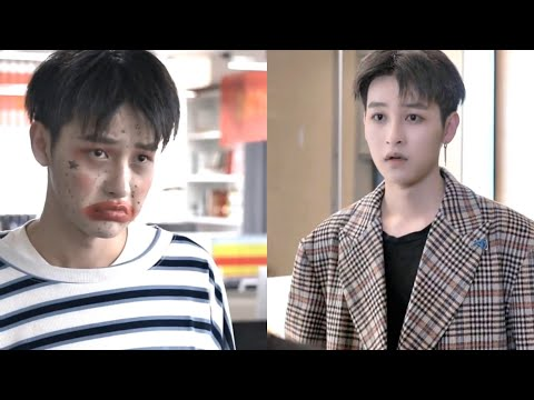 ♥When Ugly Boy Transform into Handsome Boy♥The girl who rejected him before has regret