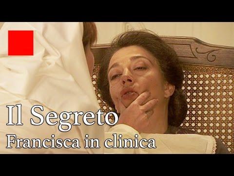 il segreto - donna francisca subisce maltrattamenti in clinica