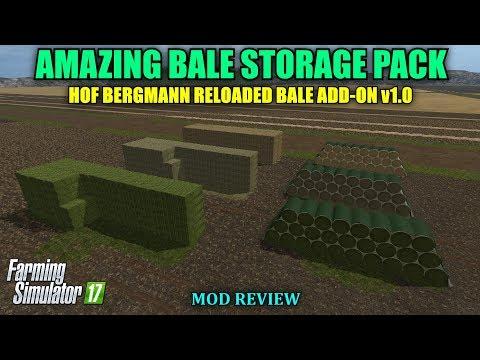 Bale Stacks Placeable v1.0.0.0