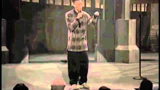 Affion Crockett On Def Comedy Jam With Jamie Foxx