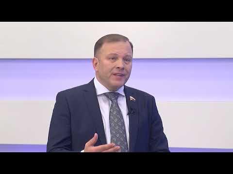 Александр Курдюмов в программе Время новостей. Итоги дня