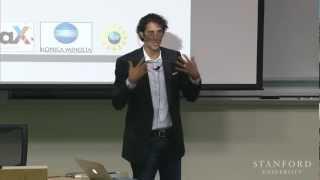 Stanford Seminar - Neema Moraveji On Designing Calming Technology